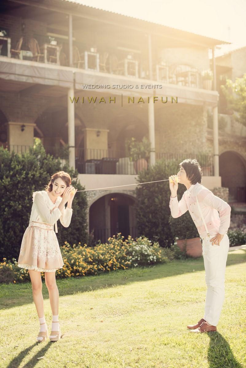 พรีเวดดิ้ง (Pre-Wedding) คุณซิน-คุณบิ๊กภุชิสสะ